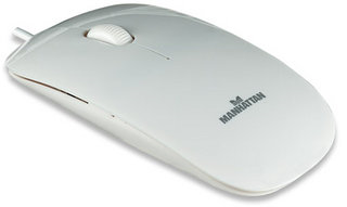 Silhouette Optical Mouse 3