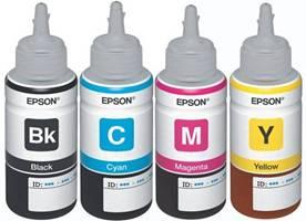 Epson L210 чернил заполнения