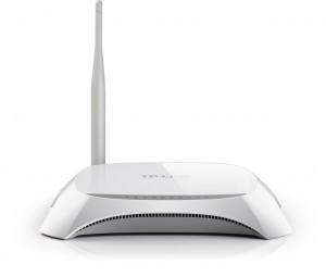 Ruuter Wireless TP-Link TL-MR3220 3G/4G eestvaade