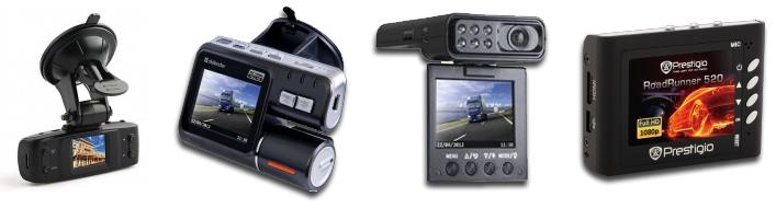 Videoregistraatorid autosse