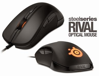 SteelSeries Rival 6500CPI