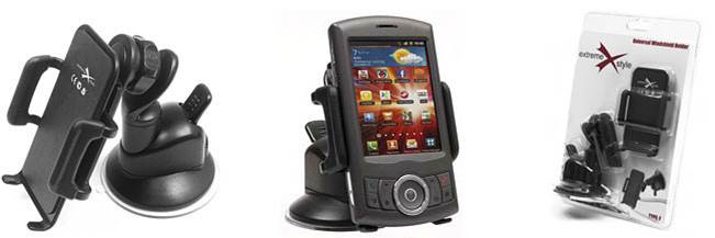 Nutitelefoni autohoidik ExtremeStyle typ. F