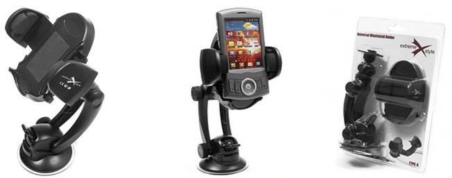 Nutitelefoni autohoidik ExtremeStyle typ. G