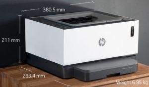 Kassetivaba HP Neverstop Laser 1000W