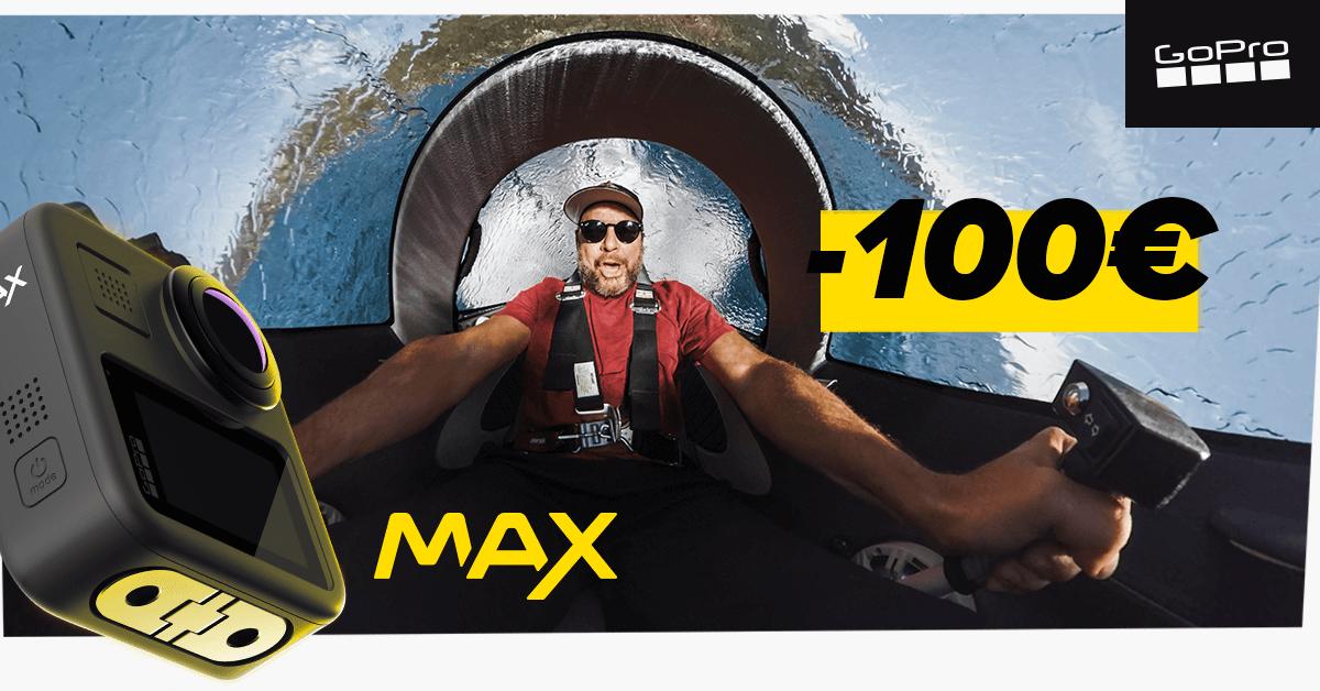 GoPro Max suvekampaania -100€